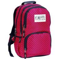 682729c10df44 Plecak Starter 0063a czerwony (2-216)