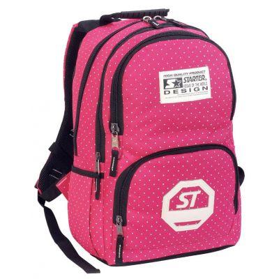 f1d5023484e6e Jesteś w: Sklep » Plecaki » Plecaki STARTER » Plecak Starter 0063 różowy  (2-517)
