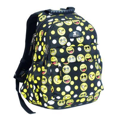1624e761c583d Jesteś w  Sklep » Plecaki » Plecaki STARTER » Plecaki STARTER - ONA » Plecak  Starter 0093a czarny (2-232)